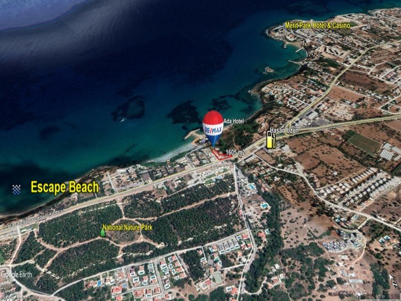 COMMERCIAL LAND IN ALSANCAK Remax Golden Cyprus