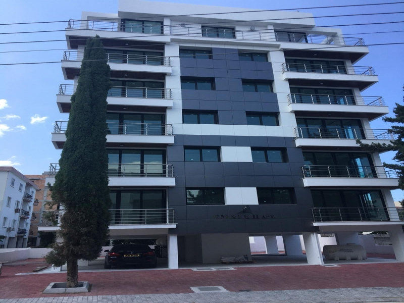 2+1 Apartment For Sale In Kyrenia  Center Remax Golden Cyprus
