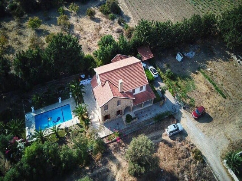 Sea Side Villa For Sale In Catalköy Remax Golden Cyprus