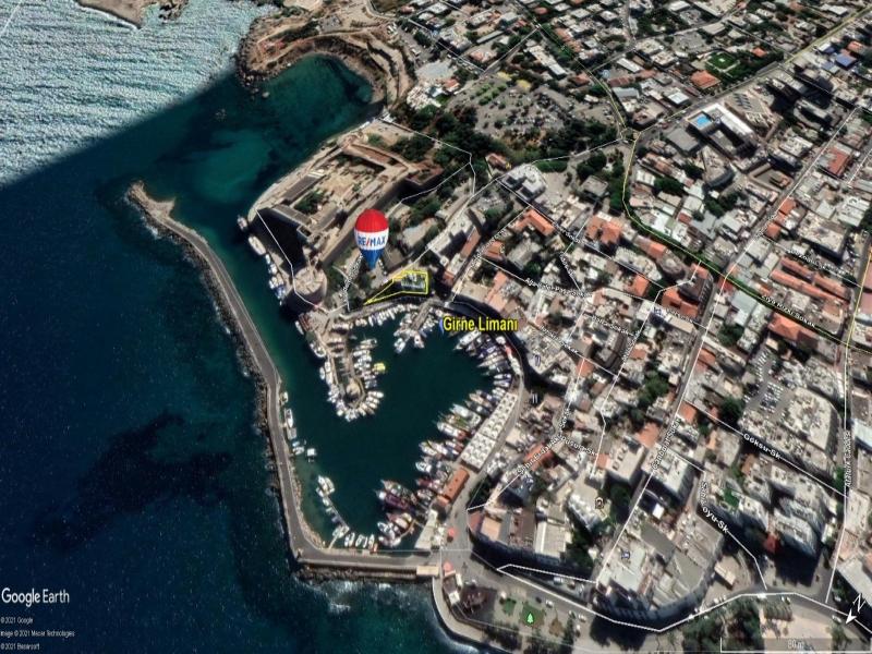 JEWEL OF THE QUEEN IN OLD KYRENIA HARBOUR Remax Golden Cyprus