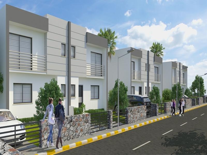 2+1 Duplex Villa Remax Golden Cyprus