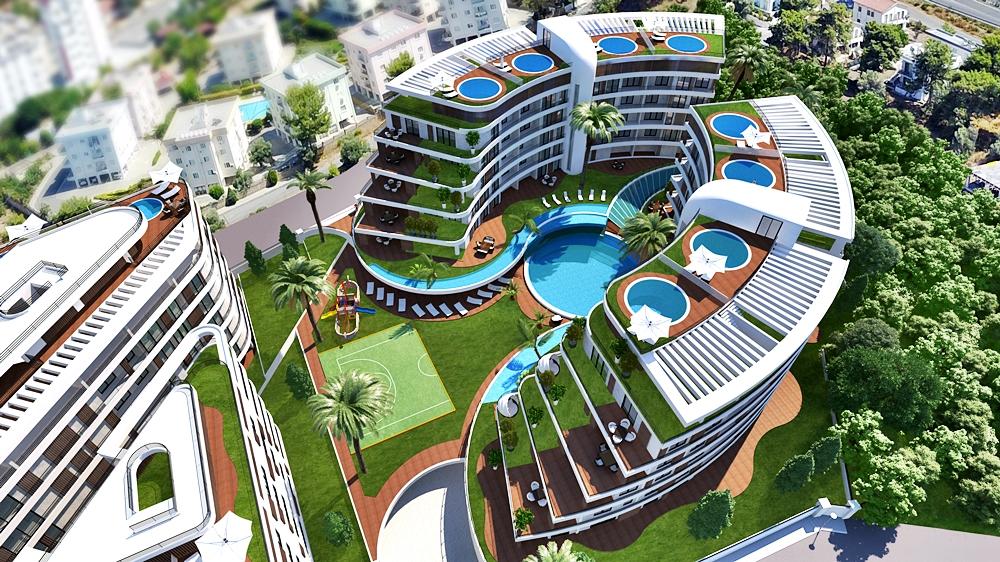 1+1 Apartment Remax Golden Cyprus