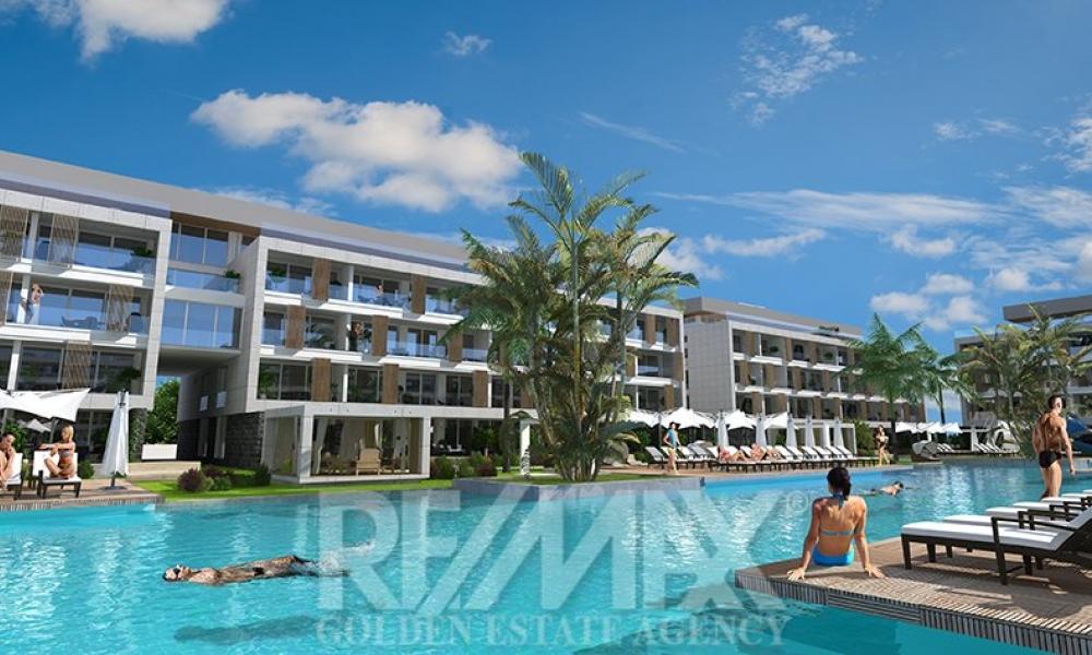 Courtyard Long Beach 2+1 Apartment Remax Golden Cyprus