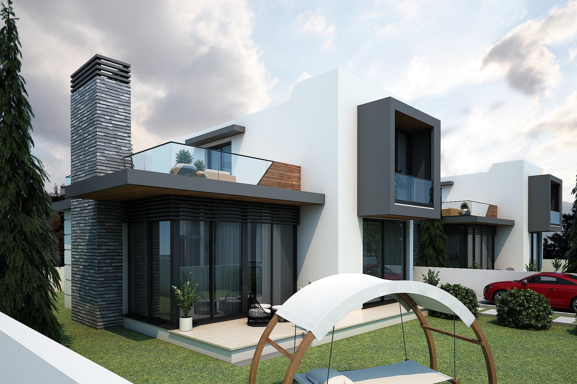 3+1 Villa  Remax Golden Cyprus