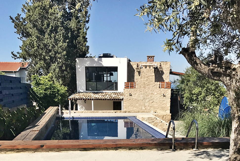 STONE HOUSE FOR SALE IN OZANKOY Remax Golden Cyprus