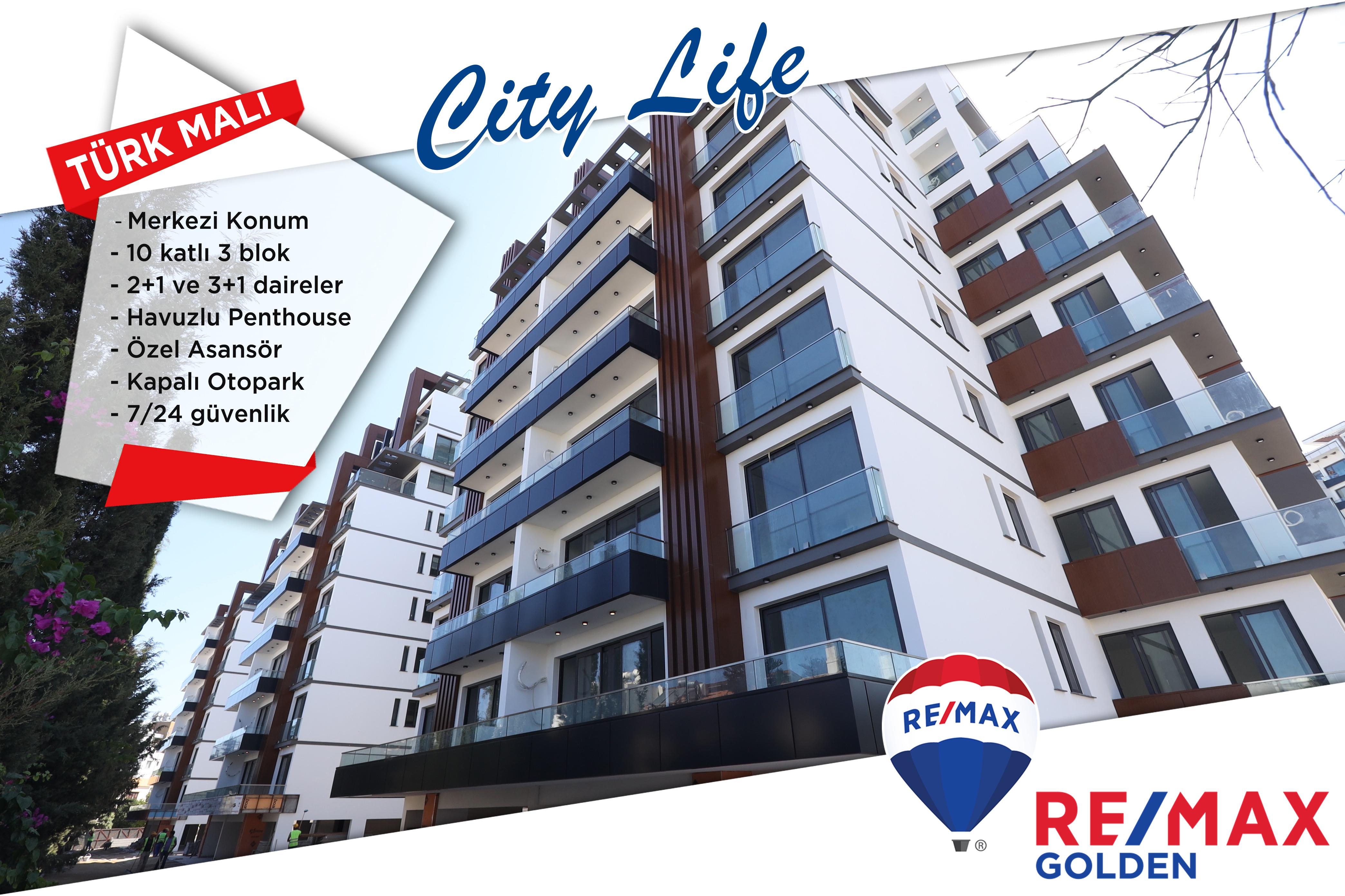 City Life Remax Golden Cyprus