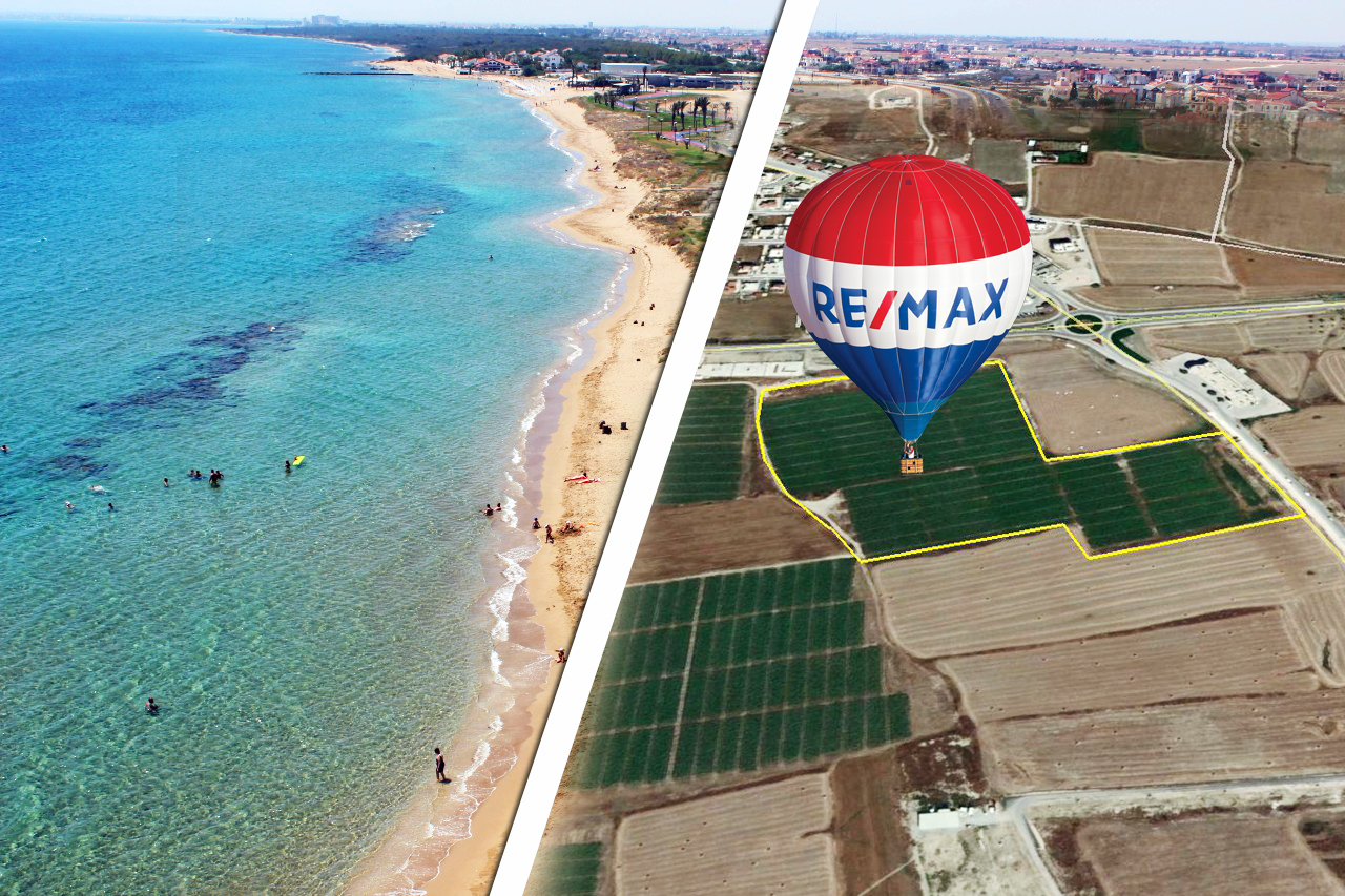 For Sale Land in Long Beach Remax Golden Cyprus