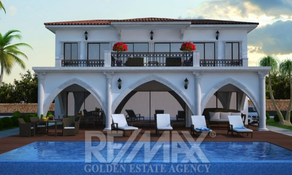 Detached Villa In Esentepe Remax Golden Cyprus