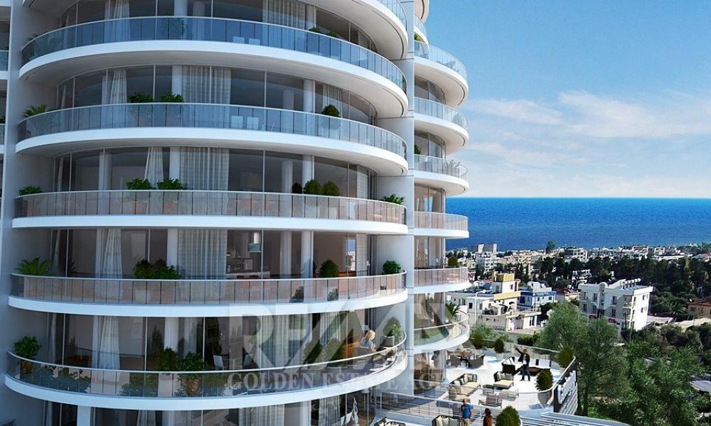 Apartment In Kyrenia Remax Golden Cyprus