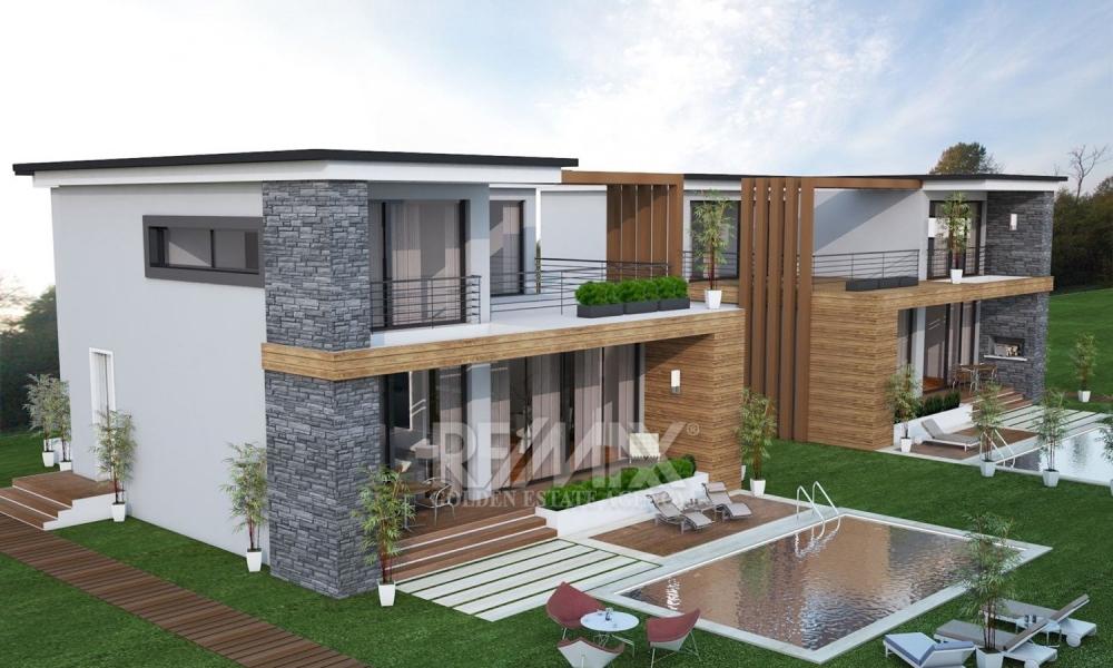 4+1 Turkish Titled Villas Remax Golden Cyprus
