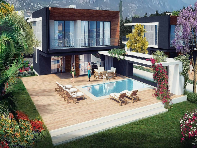 12 Exlusively Designed Villas, Created For The Ultimate Luxury Living Remax Golden Cyprus