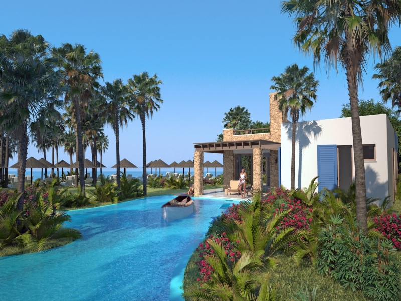 The shortest distance between paradise and home Remax Golden Cyprus
