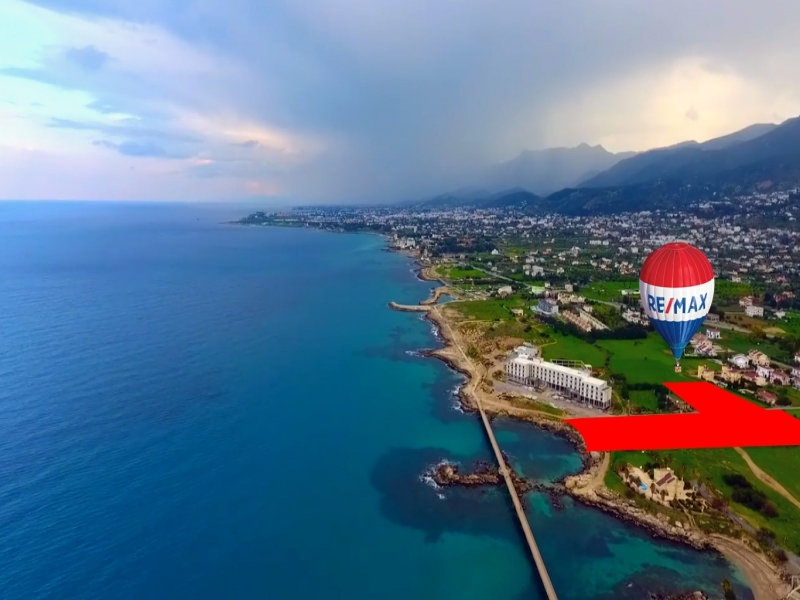 TOURISTIC LAND FOR SALE IN LAPTA Remax Golden Cyprus