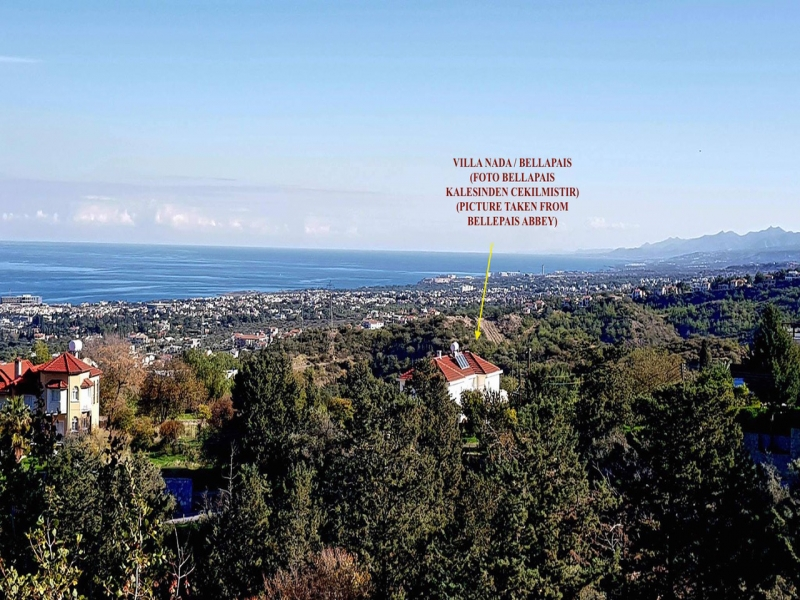 Land For Sale İn Bellapais Remax Golden Cyprus