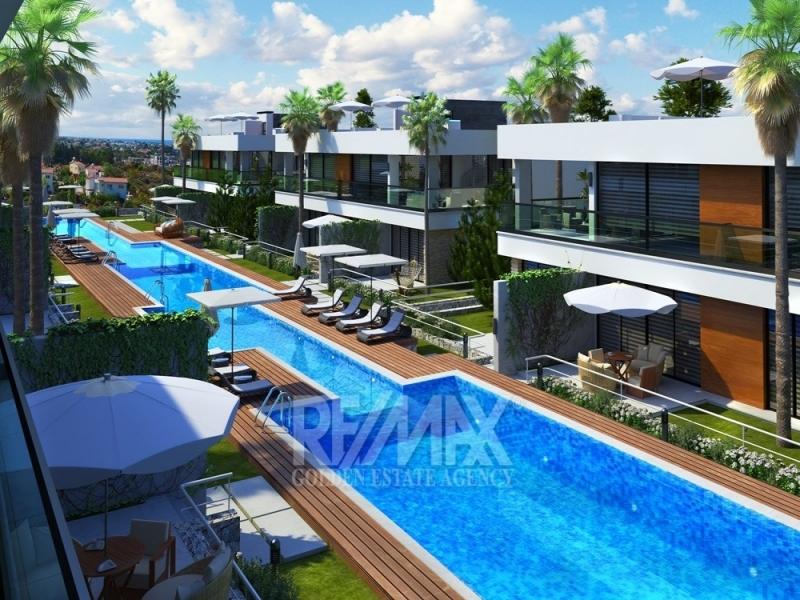 Apartment In Alsancak  Remax Golden Cyprus