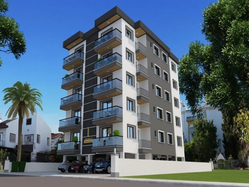 Turkish Title Deeds Apartments in Kyrenia Center Remax Golden Cyprus