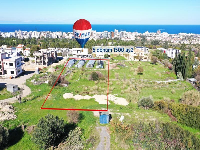 Turkish Title Land Remax Golden Cyprus